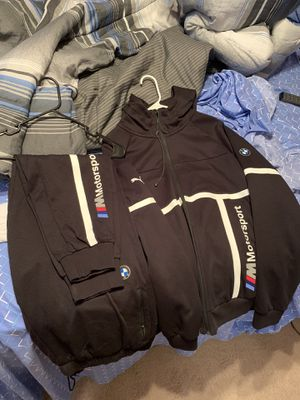 BMW Puma Sweatsuit Sz L for Sale in Marietta, GA