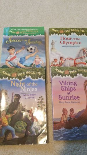 Magic Tree House Books by Mary Pope Osborne for Sale in Falls Church, VA