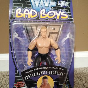 WWF Bad Boys Hunter Hurst Hemsley for Sale in Philadelphia, PA