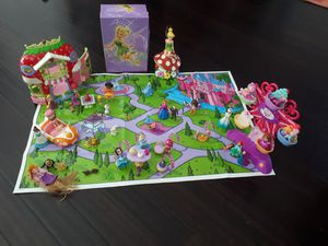 Disney princess/strawberry shortcake lot!! for Sale in Saint Petersburg, FL