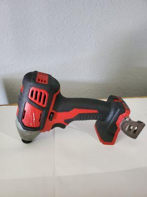 Milwaukee impact drill for Sale in Hemet, CA