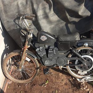 Harley Davidson Bicycle for Sale in Cerritos, CA