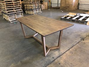 Brand New Solid Wood Table for Sale in Houston, TX