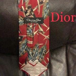 Christian Dior Silk Necktie for Sale in Henderson, NV