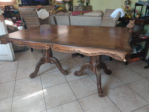 Dining table (antique) $100 obo for Sale in Los Angeles, CA