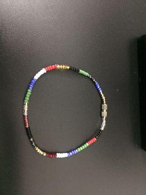 Multi Color Beaded Bracelet for Sale in Upper Marlboro, MD