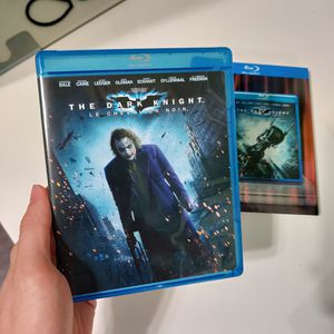 Batman The Dark Knight Blu-Ray Blu Ray 3 Discs Special Edition Movie for Sale in Union City, CA
