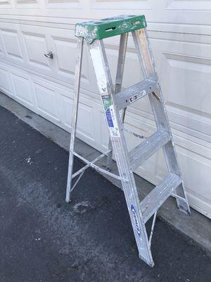 Werner ladder 4 feet for Sale in Anaheim, CA