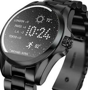 Michael Kors Unisex smart watch for Sale in Minocqua, WI