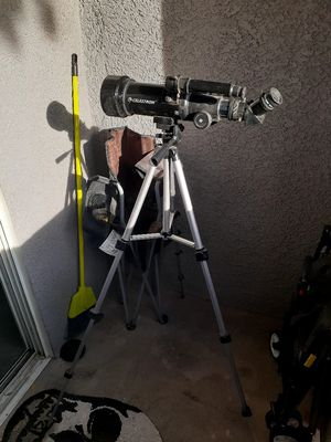 Celestron travel telescope for Sale in North Las Vegas, NV