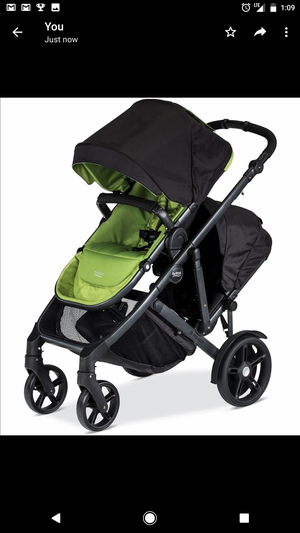 Unopened New Britax B Ready 17 Single or Double Stroller 2 color options for Sale in Fairfax, VA