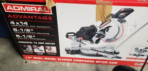 Admiral miter saw for Sale in Gulfport, MS