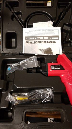 Cen-tech digital inspection camera for Sale in Seattle, WA