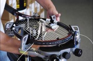 Tennis Racquet Stringing Services. 24 hour turnaround. USPTR Certified Tennis Pro and USRSA Master Stringing Technician. Over 30 years experience! for Sale in Lakeland, FL