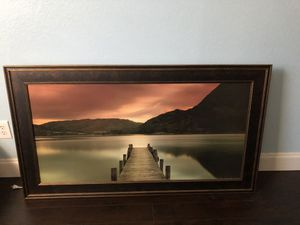 River Dock Wall Frame for Sale in Grand Prairie, TX