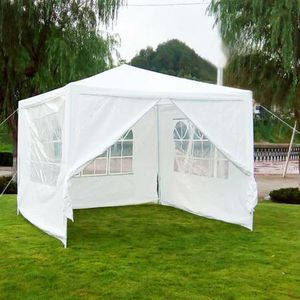 NEW 10' x 10' Outdoor Canopy Event Tent w/4 walls, fully enclosed for Sale in Centreville, VA
