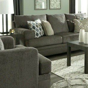 $39 DOWN PAYMENT Dorsten Slate Living Room Set for Sale in Silver Spring, MD
