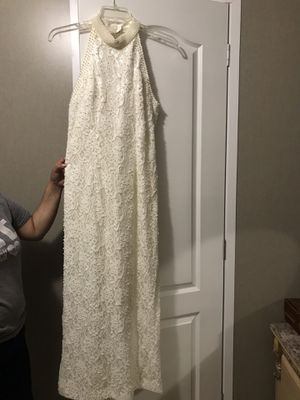 Beaded wedding dress for Sale in Moncure, NC