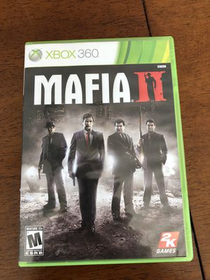 Mafia II (XBOX 360 game, 2010)COMPLETE WITH MAP for Sale in Phoenix, AZ