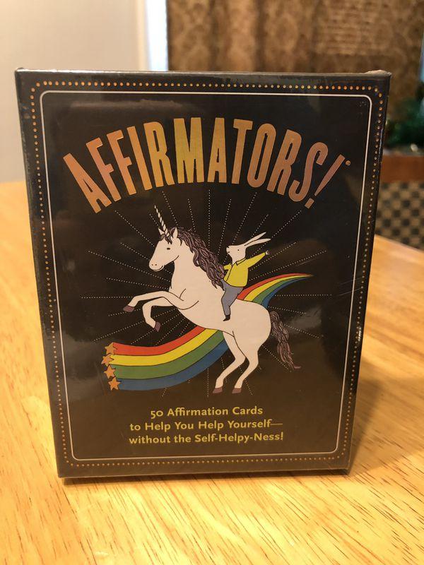 Affirmators Affirmation Cards
