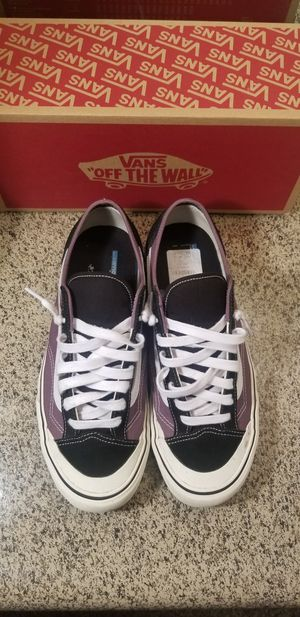 Vans shoe size 10 for Sale in Fort Worth, TX