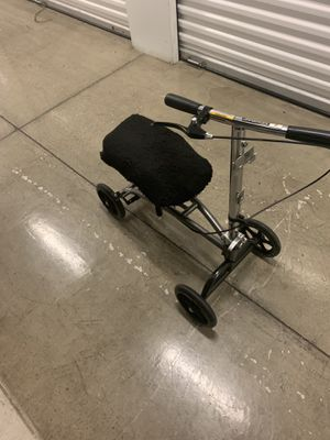 Knee walker for Sale in Rancho Cucamonga, CA