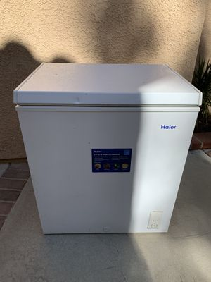 Haier 5cu ft Chest Freezer for Sale in Chino Hills, CA