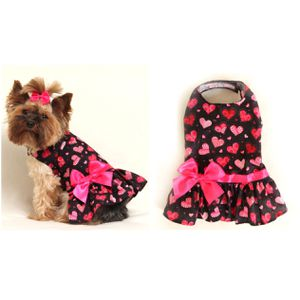 Sparkling Heart Dog Dresses for Sale in Baltimore, MD