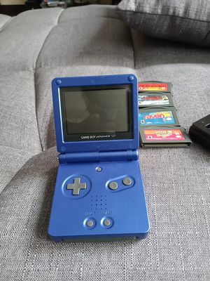 Game Boy advance sp! In great condition! for Sale in Grand Rapids, MI