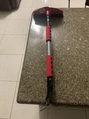 Extendable snow broom/ windshield scraper for Sale in Miramar, FL