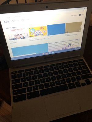Chrome book series 3 like new only had for a month or so for Sale in Duquesne, PA