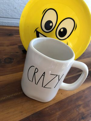 Rae Dunn- Crazy mug for Sale in Chico, CA