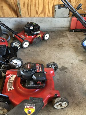PUSH MOWERS for Sale in St. Louis, MO