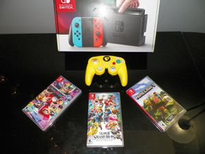 Nintendo Switch for Sale in Pittsburg, TX