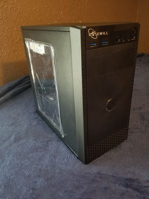 Nice new case gaming computer gtx1060 6gb i5 ssd 8gb ram pc for Sale in Huntington, WV