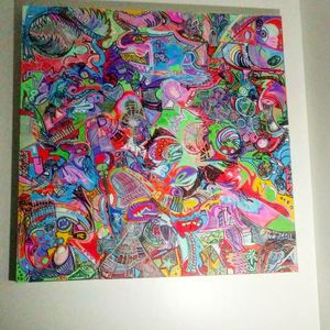 Abstract 3ftx3ft for Sale in Danbury, CT