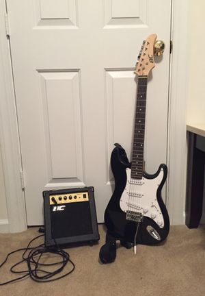 BC guitar and amp for Sale in Clayton, NC