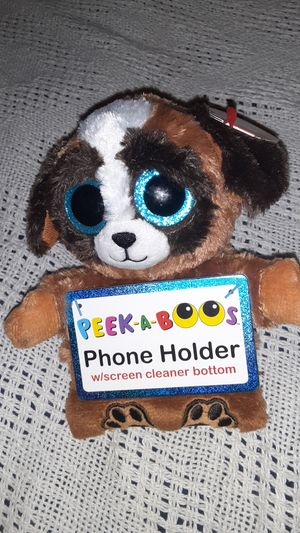 Ty. Small plush and phone holder $2 for Sale in Los Angeles, CA