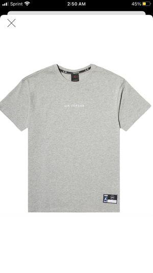 Nike air Jordan 3 fragment grey t shirt size Large brand new for Sale in Mercer Island, WA
