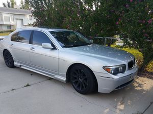 2003 bmw 745li for Sale in Salt Lake City, UT