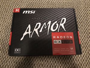 MSI Radeon RX 570 for Sale in Halethorpe, MD