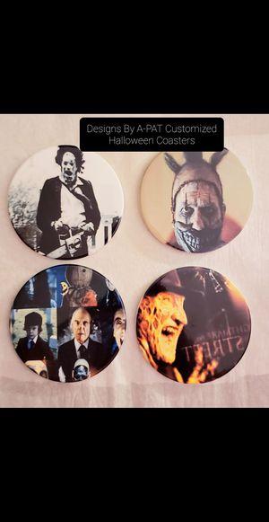 Customized Halloween Coasters for Sale in Acworth, GA