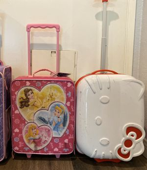 Kids luggage for Sale in Upland, CA