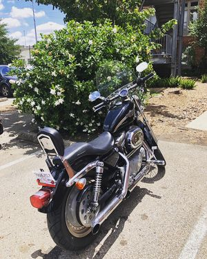 2003 Harley Anniversary edition Sportster 883 for Sale in Houston, TX