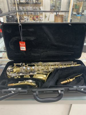Yamaha saxophone used for Sale in Tampa, FL