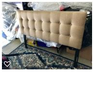 Bed frame backboard only like new for Sale in San Diego, CA