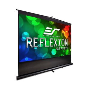 NEW Elite Screens Reflexion Series, 110-INCH 16:9, Manual Pull Up Projector Screen for Sale in Nashville, TN