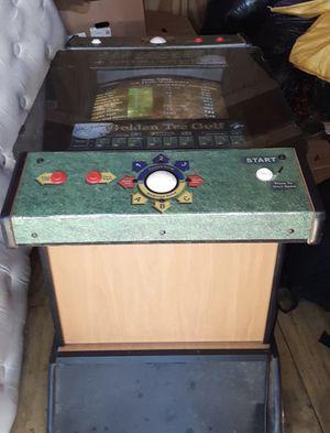 Vintage Golden Tee Golf Arcade Machine for Sale in O'Fallon, IL