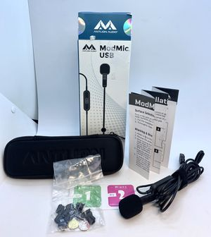 Antlion Audio ModMic USB Attachable Noise-Cancelling Microphone with Mute Swi..Eb. for Sale in Fontana, CA