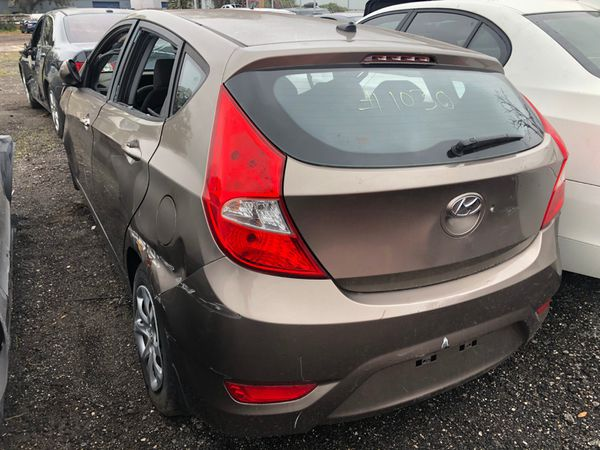 2013 Hyundai Accent . Parts only
